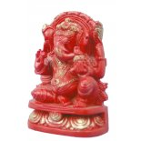 Ganesha Carnelian Red statue of GaneshaGanesha Remover of ObstaclesThe elephant headed God Ganesh also known as Ganesha is known as the Remover of Obstacles and Lord of Beginnings As the. Please Click the image for more information.