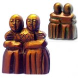 loving couple figurine Loving couple figurine in antique finish represents love and friendship  Comes with story and in gift boxLo. Please Click the image for more information.