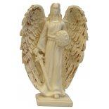 Archangel Michael Statue, Ivory, 93mm Archangel Michael Statue Ivory 93mm Please Click the image for more information.