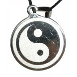 Yin Yang Circle Pendant, Silver 30mm Yin Yang Circle Pendant Silver 30mm Please Click the image for more information.