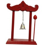 Angel Bell Altar Red Angel Bell Altar Red H  230mm x 180mm Please Click the image for more information.