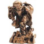 God of Longevity Brass/Antique Gold 115mm God of Longevity BrassAntique Gold 115mm Please Click the image for more information.