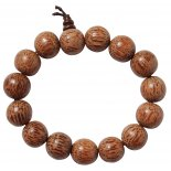Coconut Wood Mala Bead Bracelet, Beads 15mm Coconut Wood Mala Bead Bracelet Beads 15mm Please Click the image for more information.