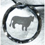 Taurus Glass Zodiac Pendant Taurus Glass Zodiac Pendant Please Click the image for more information.