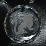Leo Glass Zodiac Pendant, 28mm diameter Leo Glass Zodiac Pendant 28mm diameter Please Click the image for more information.