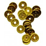 I Ching Coins - 25mm - Pack of 100  I Ching Coins  25mm  Pack of 100 RIC016  Substitute while IC023 is out of stock  Better Value Please Click the image for more information.