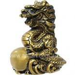 Dragon Statue The Dragon for Protection and Great Kindnessmade from stone and resin composite Please Click the image for more information.