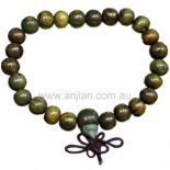 Mala bead green sandalwood bracelet Mala bead wood green sandalwood bracelet Please Click the image for more information.