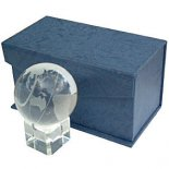 Crystal World Globe on Stand 50mm Crystal World Globe on crystal stand Please Click the image for more information.