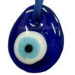 Blue Eye of protection, glass.Packet of 5. The Blue Eye of Protection Success and Protection For hundreds of years the Evil Eyealso known as Nazar Boncuk in Turkey was used as an amulet to ward of evil intentions such as envy and misfortuneComes in  Packet of 5 all individually wrapped Can be hung on . Please Click the image for more information.