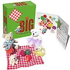 Not So Big Teddy Bears Picnic  Not So Big Teddy Bears Picnic Kit contains four  bears fruit picnic rug picnic bag and fun story card Bo. Please Click the image for more information.