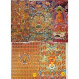 Shakyamuni postcards  set of 5  Please Click the image for more information.
