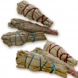 White Sage 3 sticks White Sage Smudgestick (salvia Apiana) 3 small sticks of White Sage each one is aprox 4 long and 15 wide at the wide end White Sage is the most sacred of all smudging herbs Pleas. Please Click the image for more information.