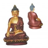 Akshobhya Buddha statue holding vajra AKSHOBHYA BUDDHA statuePeaceAkshobhya was a monk who vowed never to feel anger or disgust at another being He wa. Please Click the image for more information.