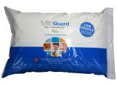 Mite Guard Ultimate Non-Allergenic Standard Pillow MiteGuard ALLERGY PROTECTIVE BEDDING SYSTEMUltimate NonAllergenic Features unique breathable DustMite barrier fabric together luxurious blend of antimicrobial fibre  inhibits growth of mould mildew and bacteria that causec allergic reactionsSleep soundly knowing your MITEGUARD pillow is providing continual night time protection separating you from the cause of allergies and providing a healthier sleeping environment. Please Click the image for more information.