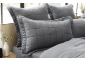 Sheridan Abbotson Fitted Sheet - DOUBLE BED Sheridans Abbotson collection features finely spun linen in natural and piece dyed muted tones Perfect for any climate linen is cooler than cotton in summer and warmer in winter and will only become better softer and more comfortable with age Abbo. Please Click the image for more information.