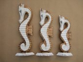 Set 3 standing Seahorses  Please Click the image for more information.