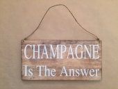 Champagne Sign  Please Click the image for more information.