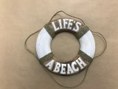 Life Buoy Small(Lifes A Beach)  Please Click the image for more information.