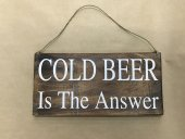 Cold Beer Sign  Please Click the image for more information.