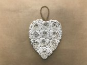 Large Full Shell Heart Double Sided  Please Click the image for more information.