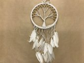 Tree Of Life Macrame Dreamcatcher  Please Click the image for more information.