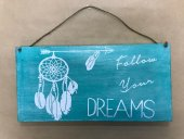 Small Dreamcatcher Sign  Please Click the image for more information.