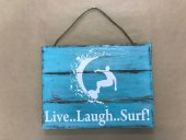 Live Love Laugh Surf Sign  Please Click the image for more information.