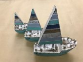 Set Of 3 Boats  Please Click the image for more information.