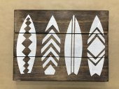 Tribal Surfboard Sign  Please Click the image for more information.