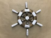 Ships Wheel  Please Click the image for more information.