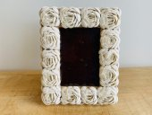 White Shell Photo Frame  Please Click the image for more information.