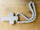 Small Cross and Beads  Please Click the image for more information.