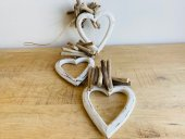 Open Heart & Driftwood Garland  Please Click the image for more information.