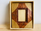 small leaf & seed pod photo frame  Please Click the image for more information.