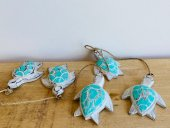 Garland of 5 wooden turtles Garland wooden turtles Please Click the image for more information.
