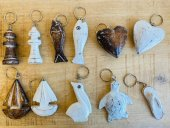 Beach House Keyrings  Please Click the image for more information.