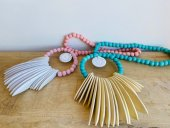 Beaded Tribal Necklace  Please Click the image for more information.