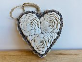 Large Double Shell Heart  Please Click the image for more information.