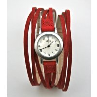 Amelie Classic multi strand watch with stunning leather bandAbsolutely divine Please Click the image for more information.