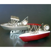 Fishing boat clock  Please Click the image for more information.