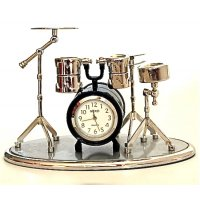 Drum set clock  Please Click the image for more information.