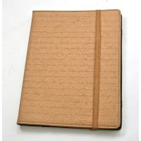 Recycled leather ipad sleeve This NERO ipad holder is made from recycled leather in a beautiful soft natural finishClassic embossing makes this is a stunning design piece of old world meets new. Please Click the image for more information.
