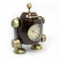 Robot alarm clock  Please Click the image for more information.
