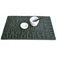 Natural slate with wine growing areas This beautiful thick natural slate  is etched with wine regions of France  Sealed with a food safe sealer it  is perfect as a serving plate or a cheese boardCla. Please Click the image for more information.