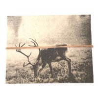 Reindeer Journal Designed by NERO and inspired by the natural beauty of the Adelaide Hills in South Australia our reindeer design is hand printed on a washed canvas cover P. Please Click the image for more information.