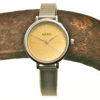 Victoria Designed in Australia by NERO  the Victoria watch has a vintage retro sepia dial with a minimal feel. Please Click the image for more information.