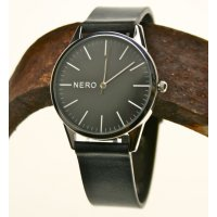 Storm Designed in Australia by Wade Shean in our NERO design studiosthe Storm  minimal design watch has a black dial  offset by a polished sleek caseAn. Please Click the image for more information.