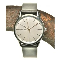 Storm Designed in Australia by Wade Shean in our NERO design studiosthe Storm  minimal design watch has a clear white dial  offset by a polished sleek caseAn. Please Click the image for more information.