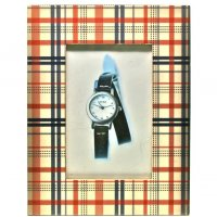 Tartan Tartan print frame is stunning accent piece for neutral dcor Please Click the image for more information.